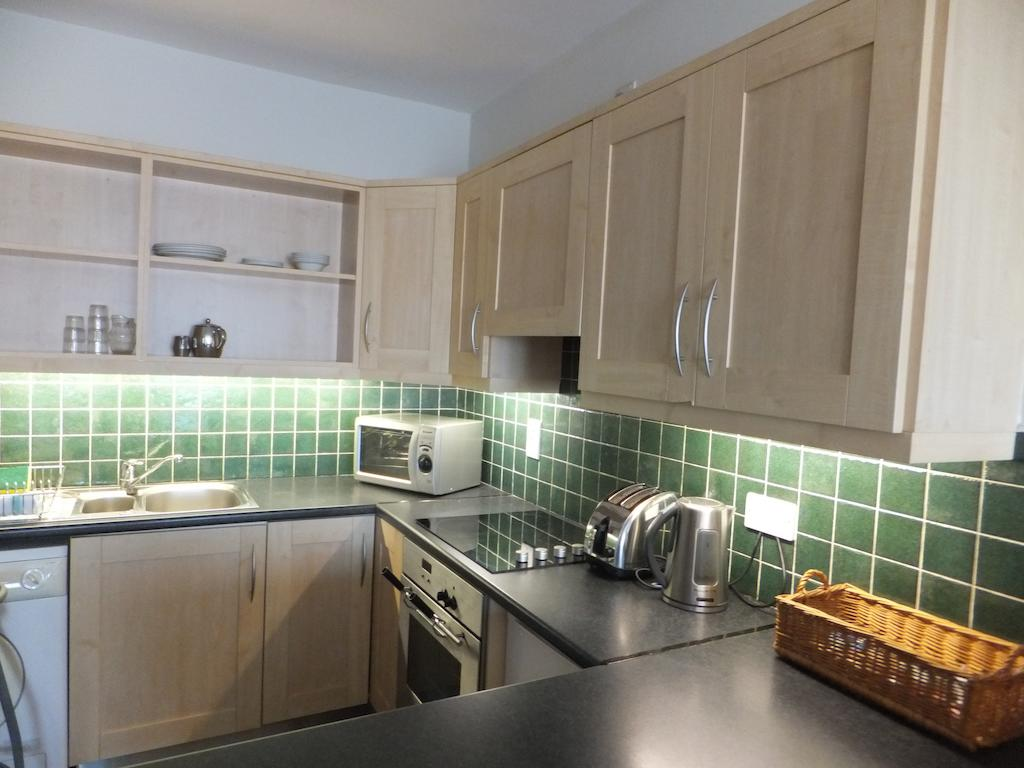 martello self catering apartments kitchen