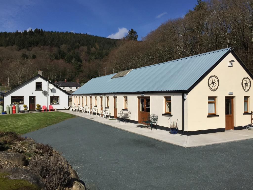 Wilderness Lodge Glenmalure Self Catering