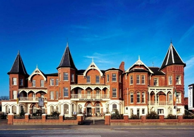 hotels in Bray seafront - Esplanade Hotel