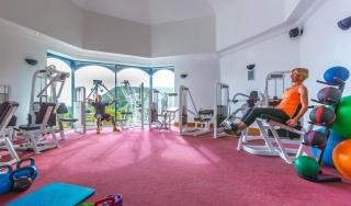 The Glenview Hotel Newtownmountkennedy Gym