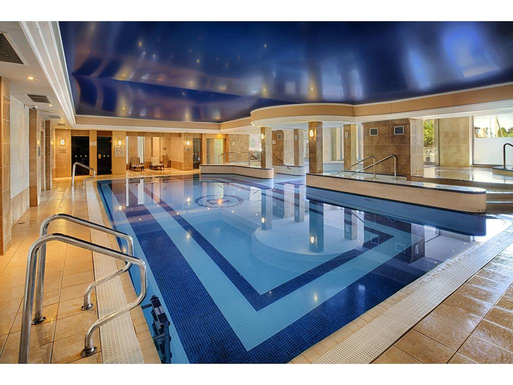 The Royal Hotel Bray indoor pool