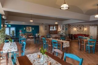 Woodenbridge Hotel Dining room