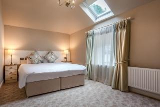 Woodenbridge Hotel Bedroom 2