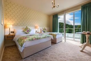 Woodenbridge Hotel Bedroom 3