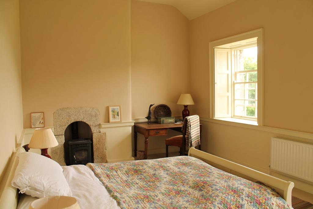 Aghavannagh Barracks Aughrim B&B bedroom