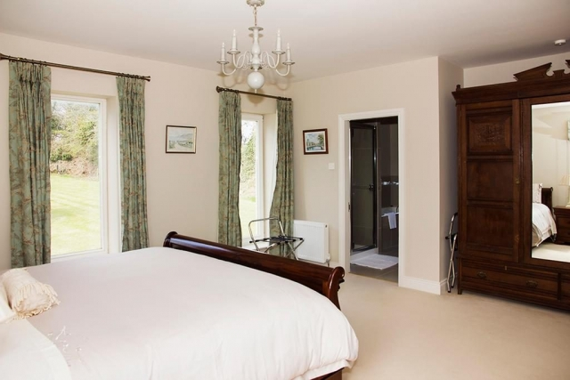 Ballinclea House Brittas Bay B&B Bedroom 2