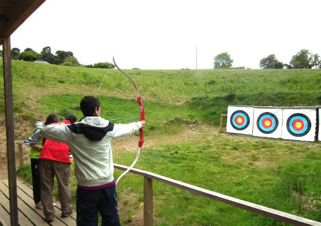 ecoadventureireland archery