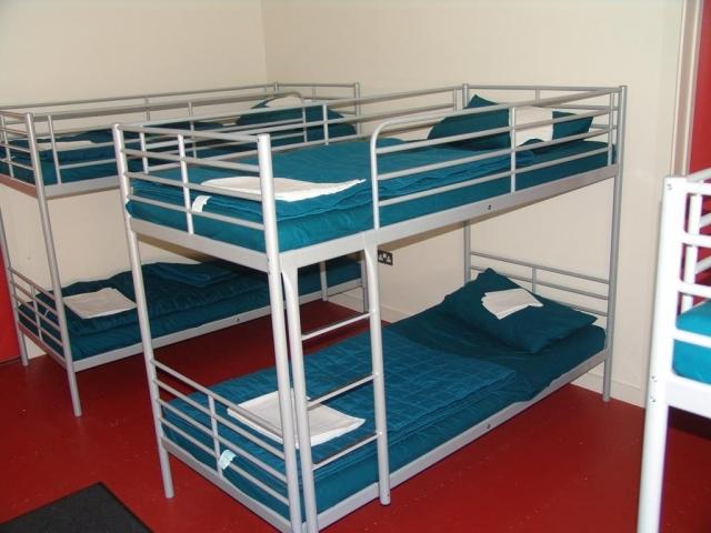 Knockree Youth Hostel Beds