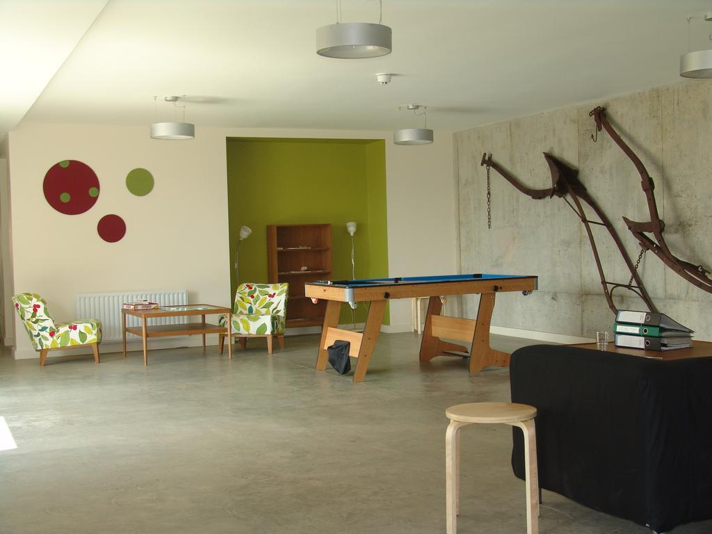 Knockree Hostel Games Room
