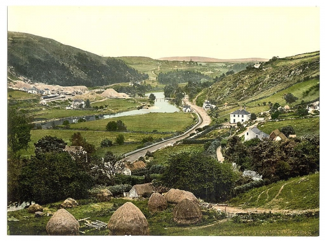 old photo of Avoca