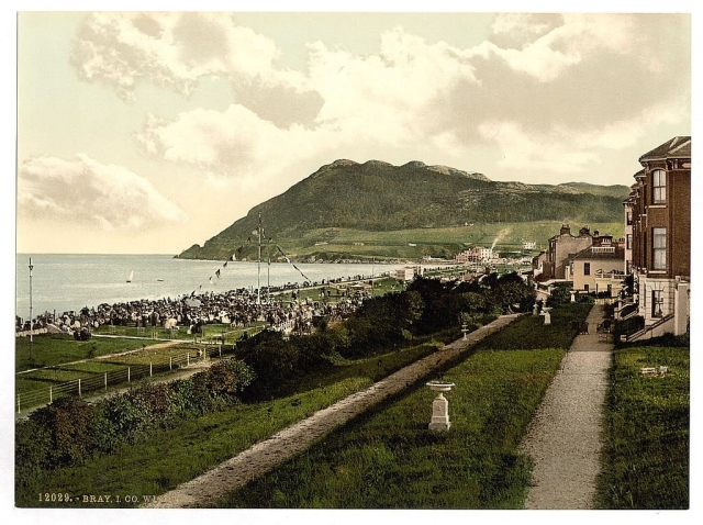 old photo of bray head