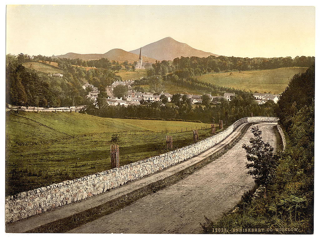 View of Enniskerry