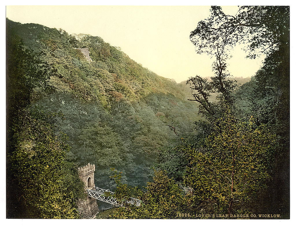 Lovers Leap County Wicklow