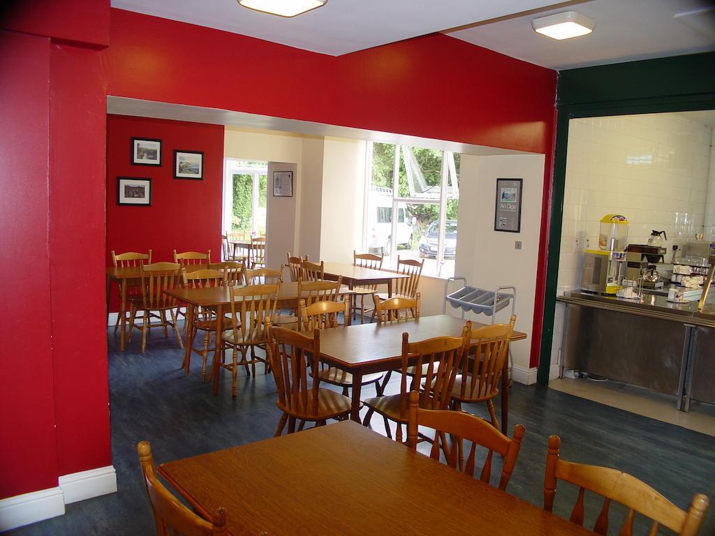 glendalough youth hostel breakfast room