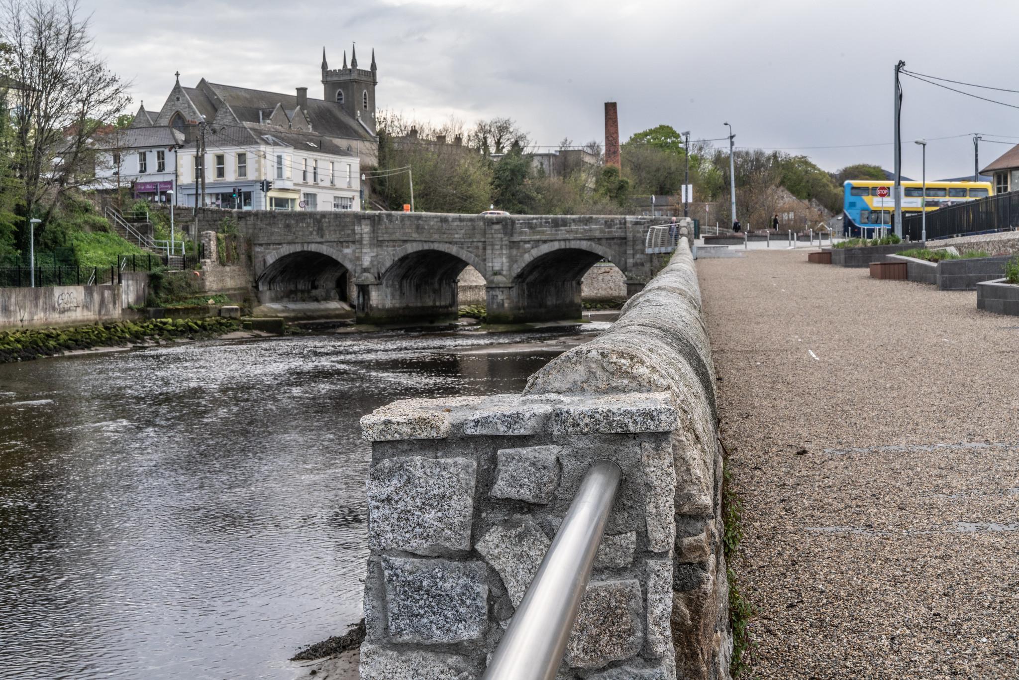 Dargle River Bray Ireland