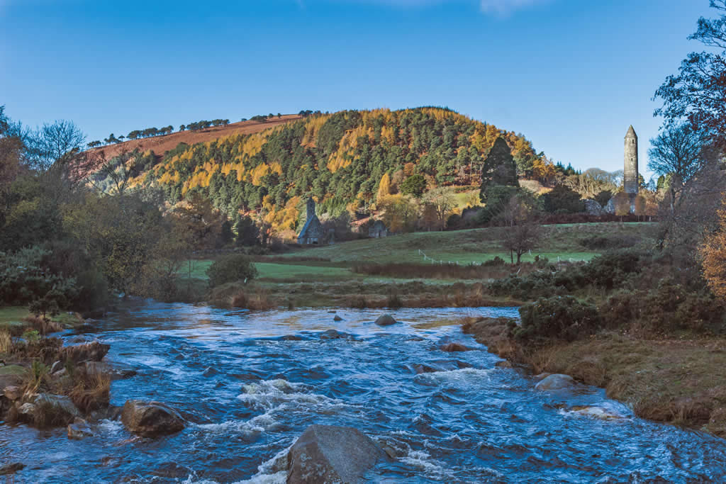 Glendalough County Wicklow