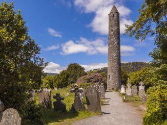 Glendalough Monastic Site