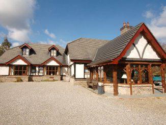 Tudor Lodge laragh wicklow accommodation