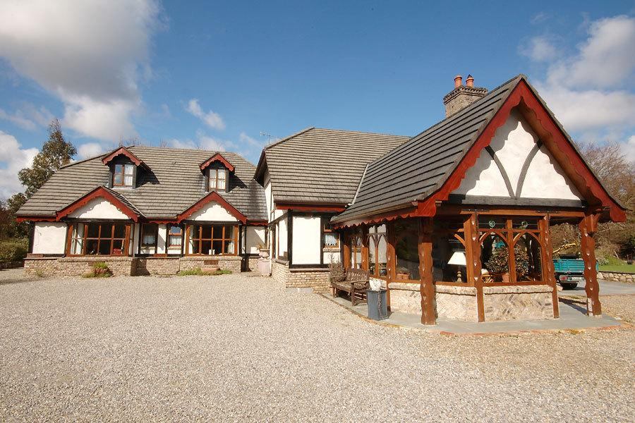 Tudor Lodge laragh wicklow accommodation